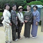 2012.5月 第4土曜日 きものの日