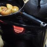 冬場のうちの調理器具